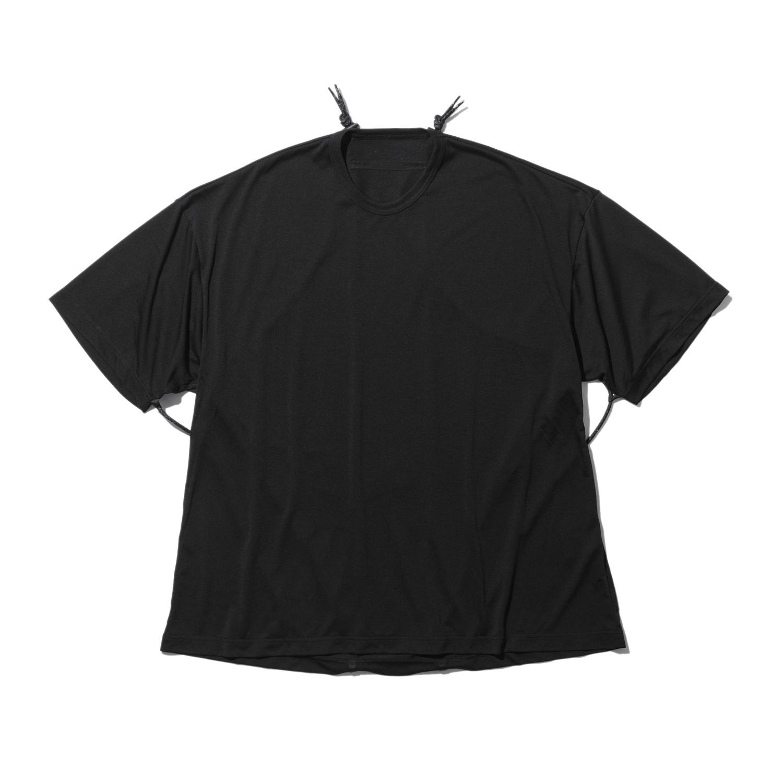 740CUM1-BLACK / コード ビッグ Tシャツ