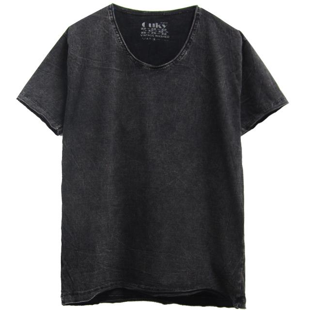 Ouky T-shirt ブラック♛99
