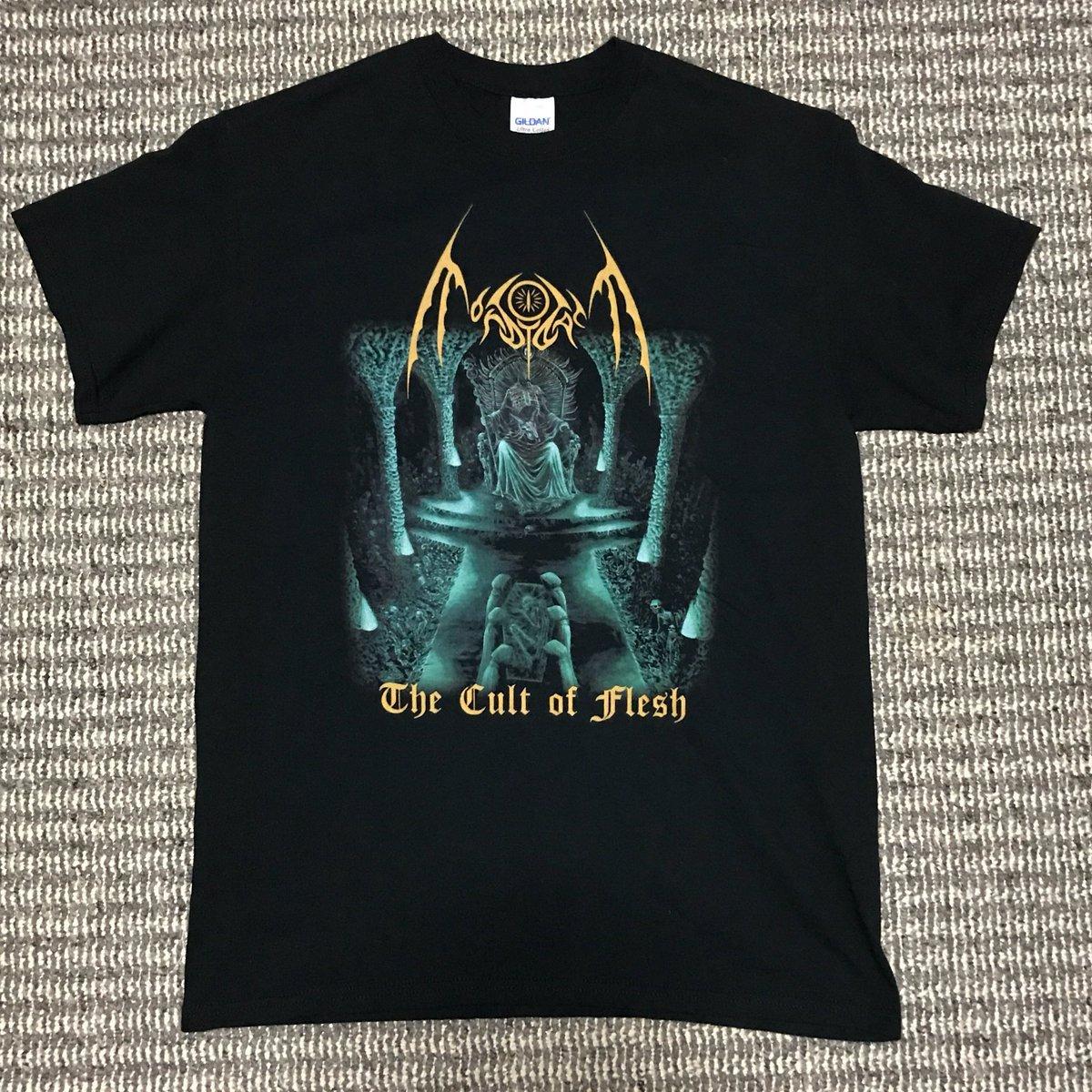 "MORBID ART ""The Cult of Flesh T-Shirt"""