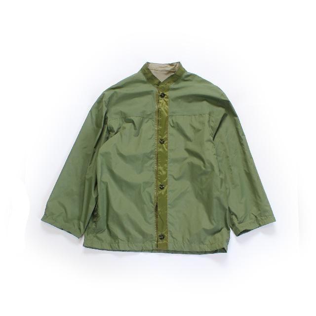 USED / Netherlands Military Gore-Tex Liner Shirts-Coat / CUSTOM