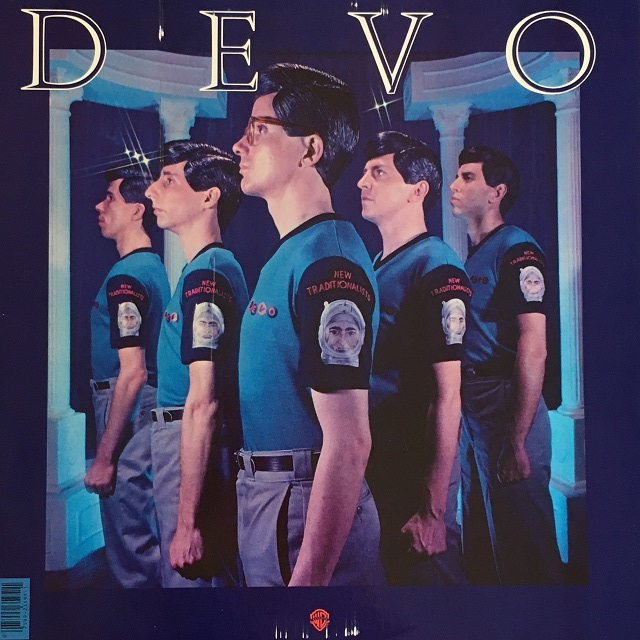【LP + 7inch・米盤】Devo  / New Traditionalists