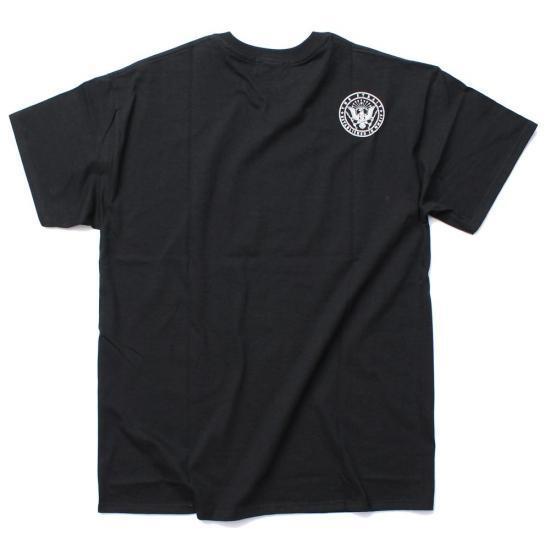 STRAIT LOGO T-SHIRTS #BLACK
