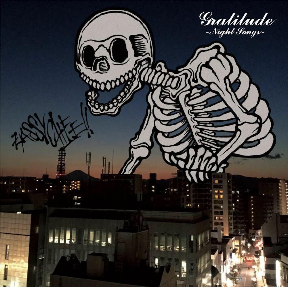 "[MIX CD] ZASSYCHEE /【The Blaq Butta' #002】""GRATITUDE -NIGHT SONGS-"""