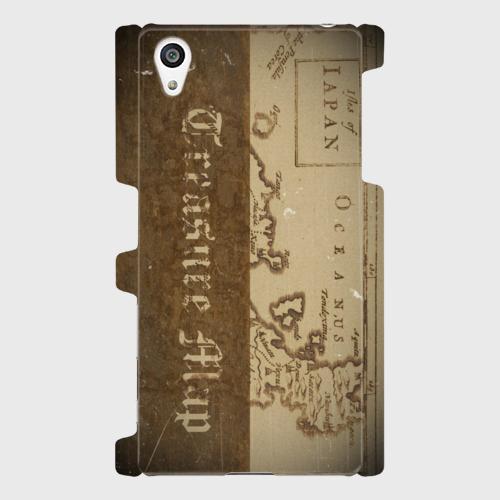 宝地図(1600年代) /Androidスマホケース(ハードケース)