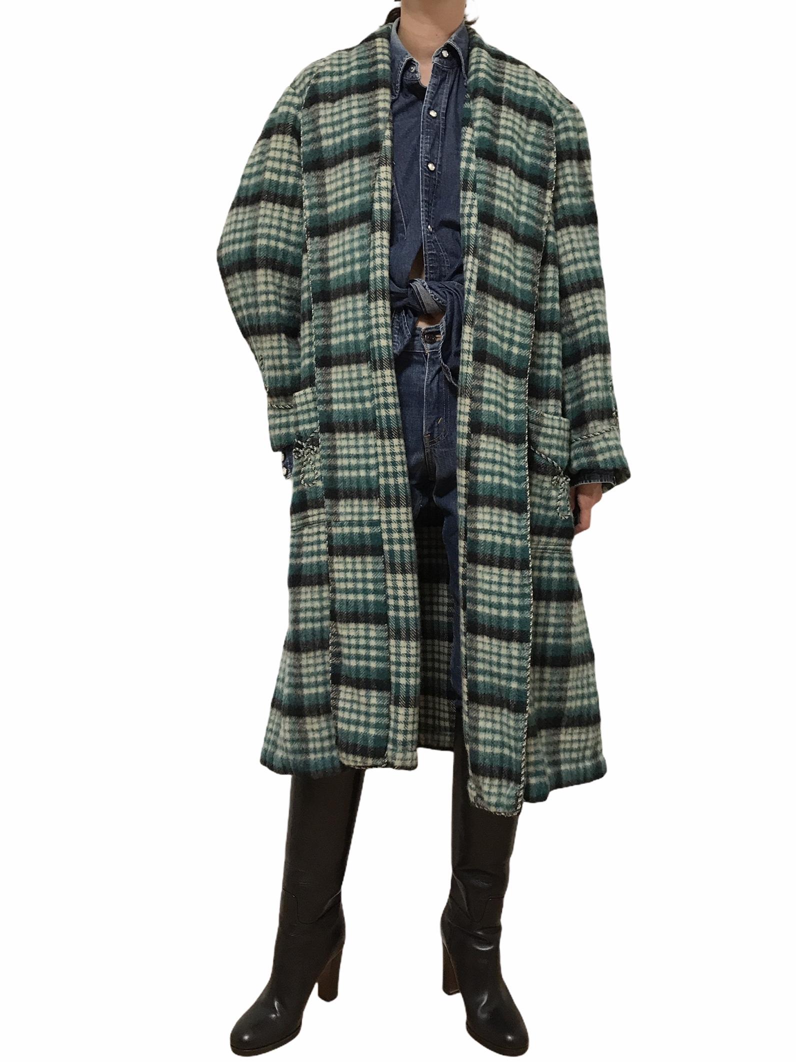 70's  UNKNOWN Sleeping Gown short