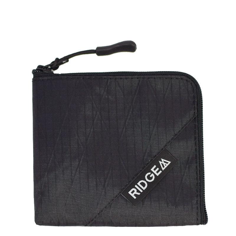 RIDGE MOUNTAIN GEAR R ZIP WLT X-Pac VX07 リッジマウンテンギア ジップウォレット(Black)