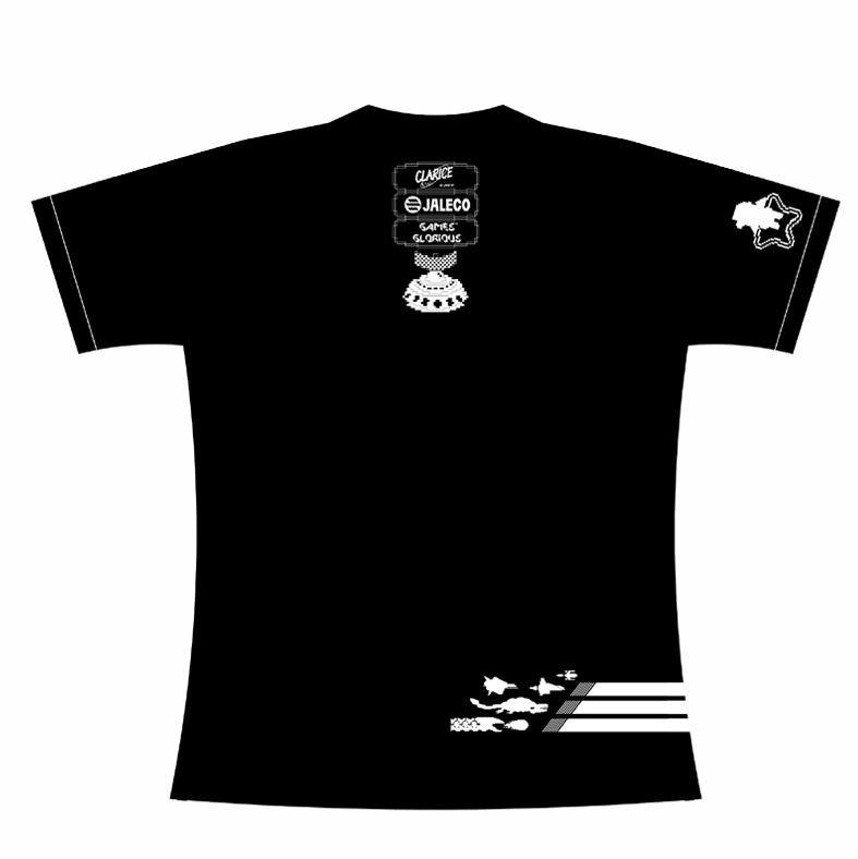 JALECO SHOOTING CLASSICS ~Black~ / GAMES GLORIOUS