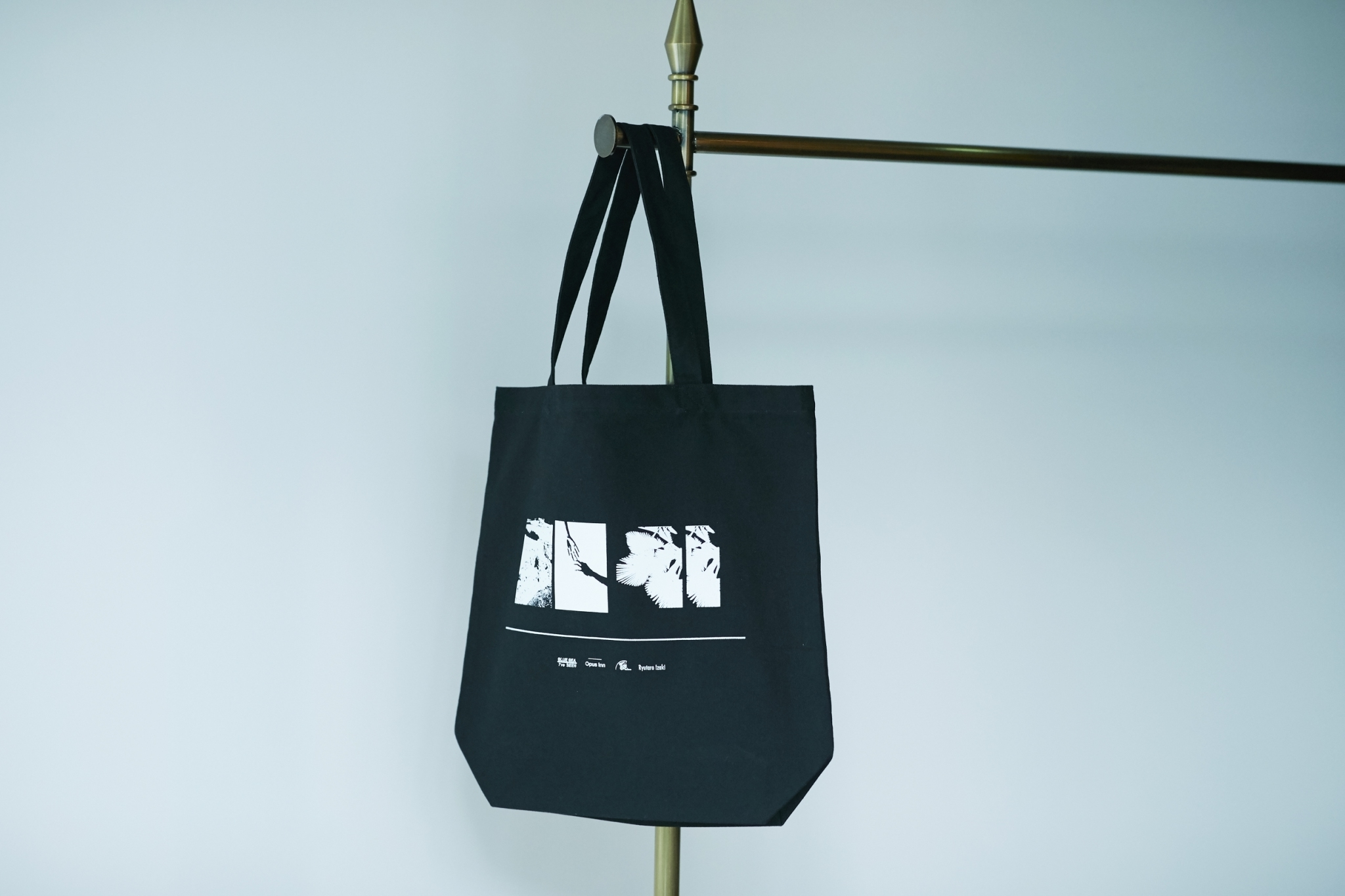【Tote Bag】BLUE SEA I've SEEN Tote Bag