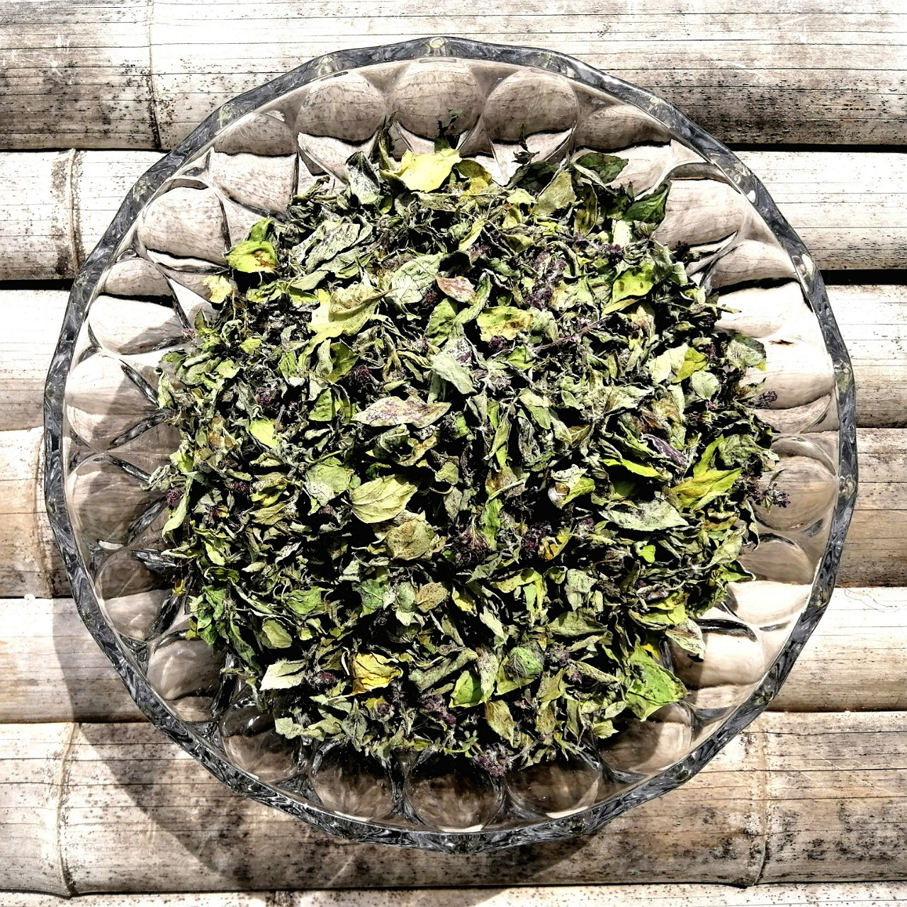 2019年度産トゥルシー茶(ホーリーバジル茶)