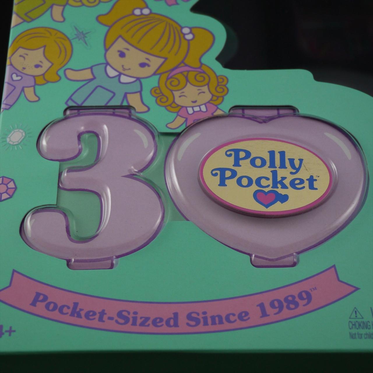 ポーリーポケット発売30周年記念 パーティータイムサプライズ