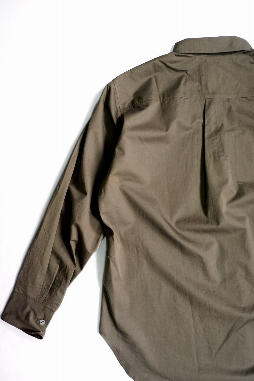 Supima Satin L/S Shirt