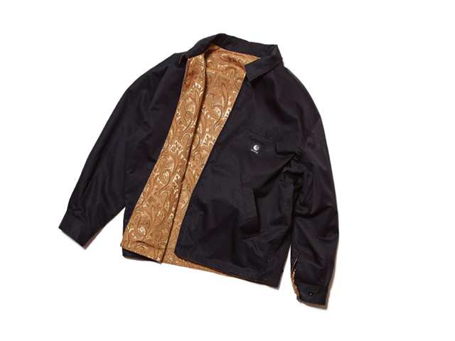 HELLRAZOR|Reversible Players Jacket