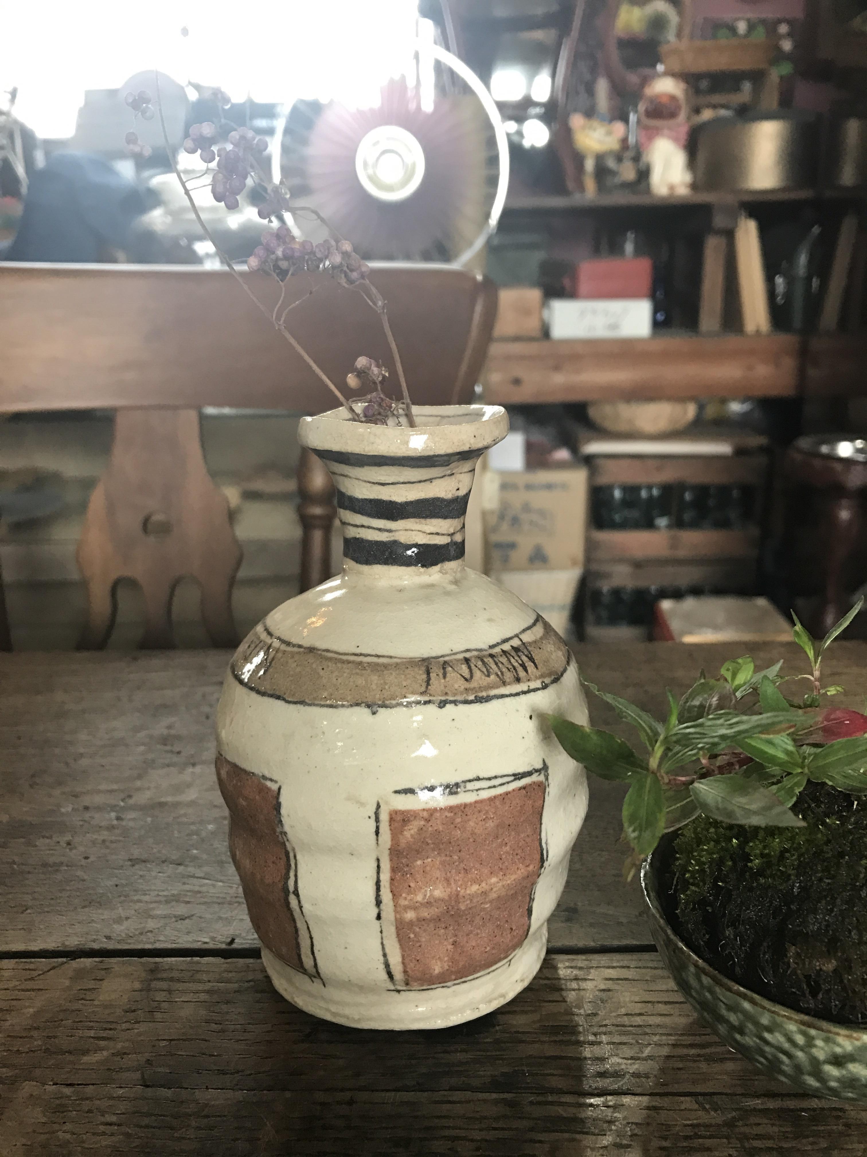 味のある花瓶  ❹