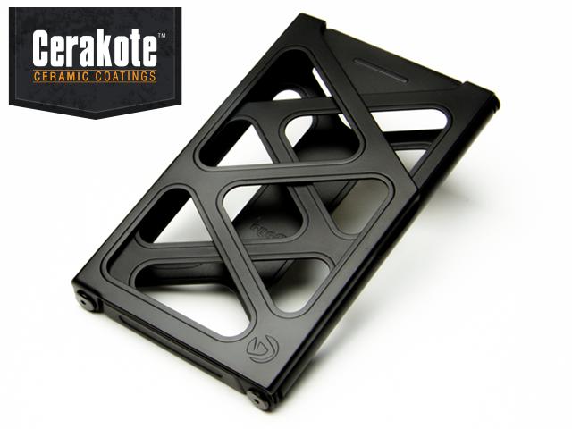 CERA-BLACK Titanium Cardcase  - 画像1