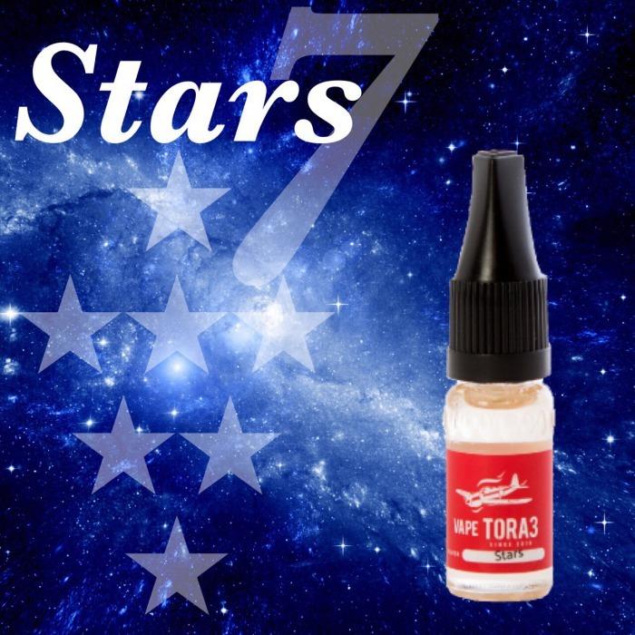 Stars(セブンスター風味) 電子タバコ リキッド 10ml VAPETORA3