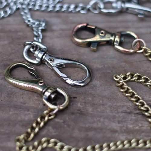 edit clothing Short wallet chain(ショートウォレットチェーン)