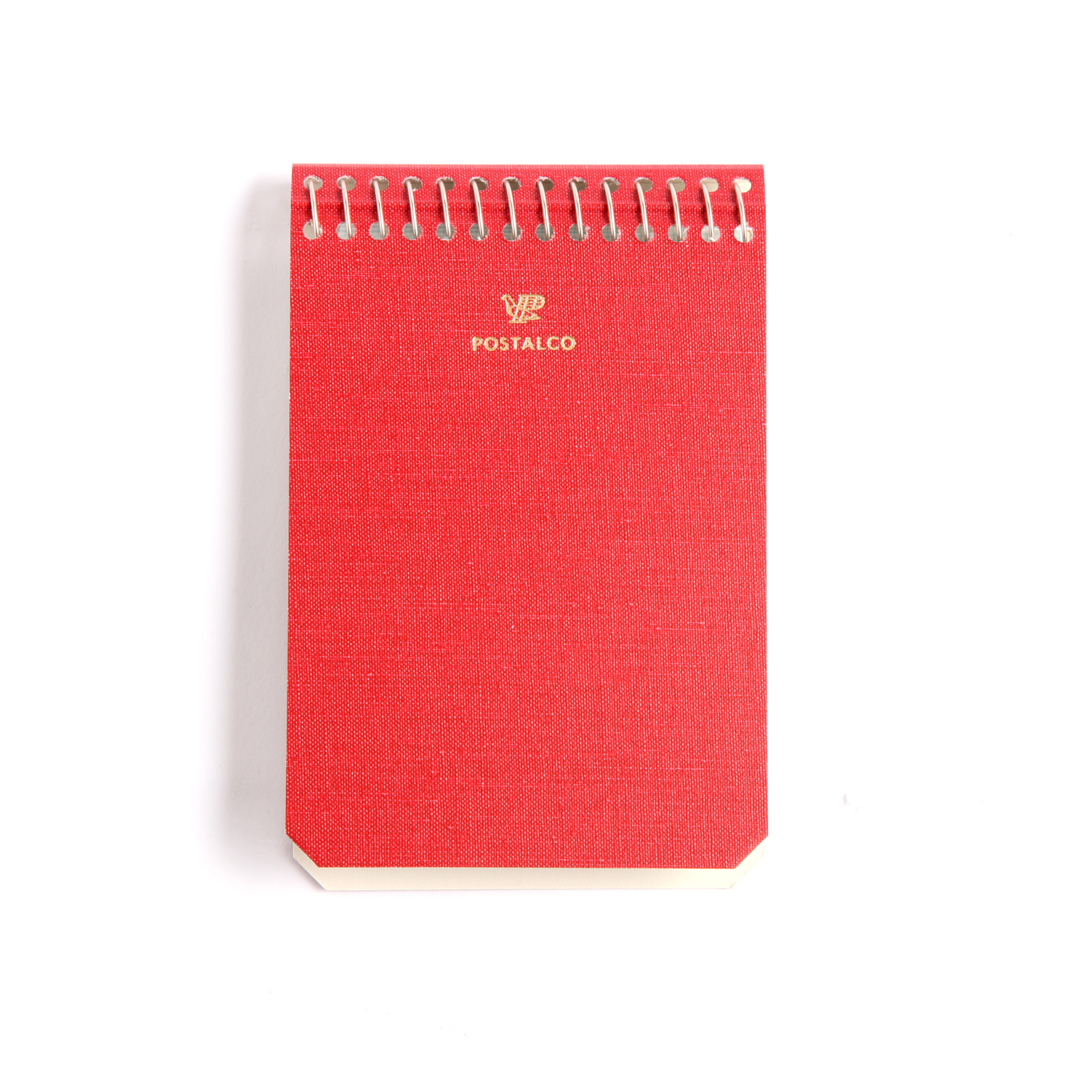 Postalco/Notebook A7/Signal Red