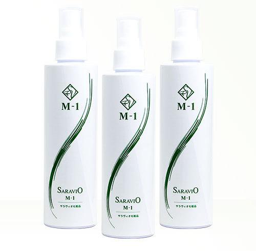 【送料無料】M-1育毛ミスト 200ml 3本セット 発毛・育毛促進/医薬部外品