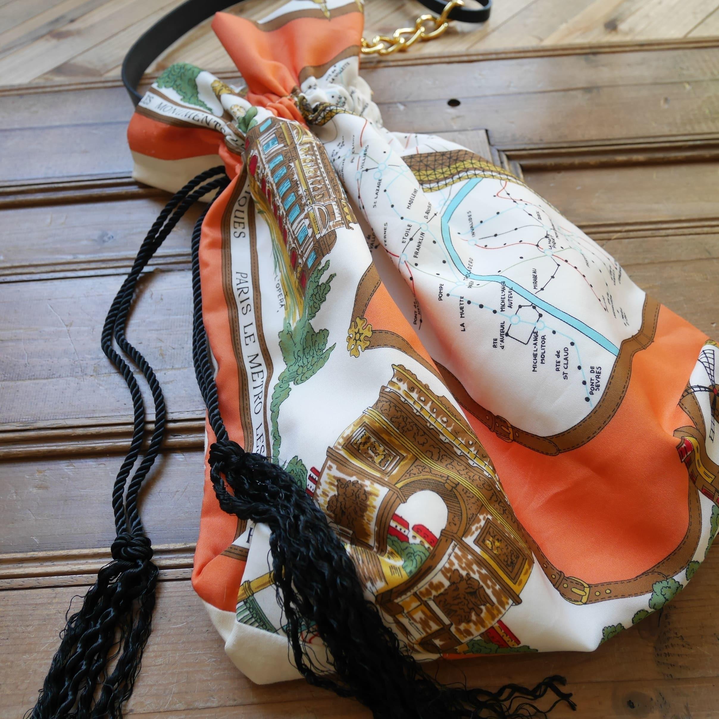 Souvenir-Purse Bag/ORANGE