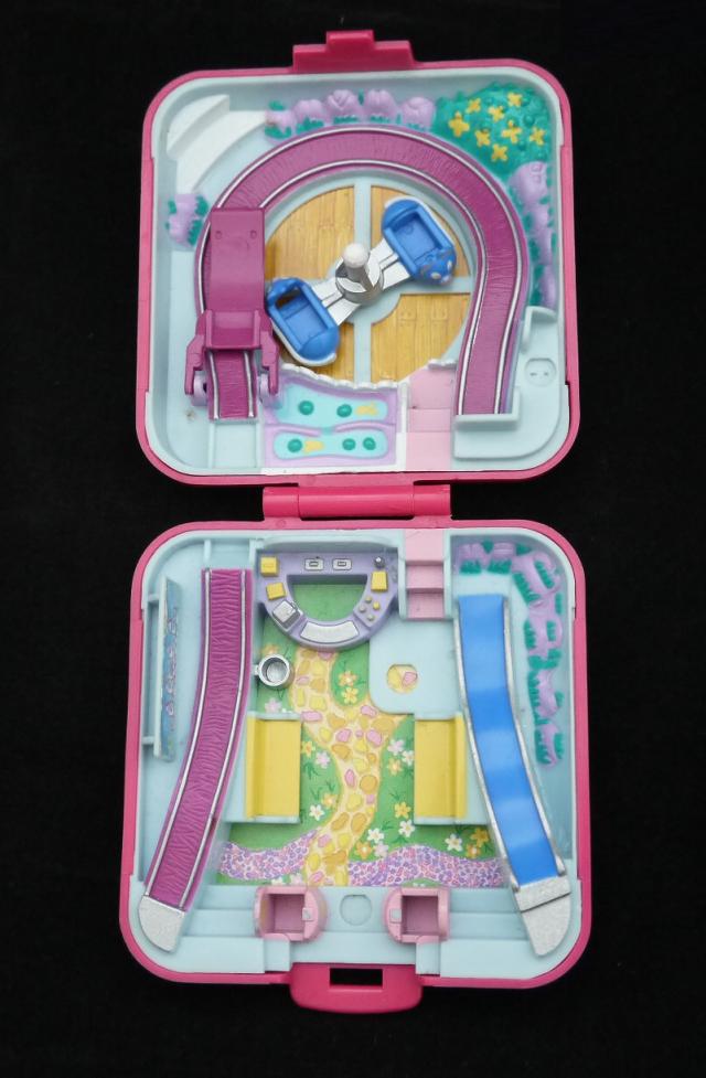 ポーリーポケット ポーリーワールド 1989年 完品