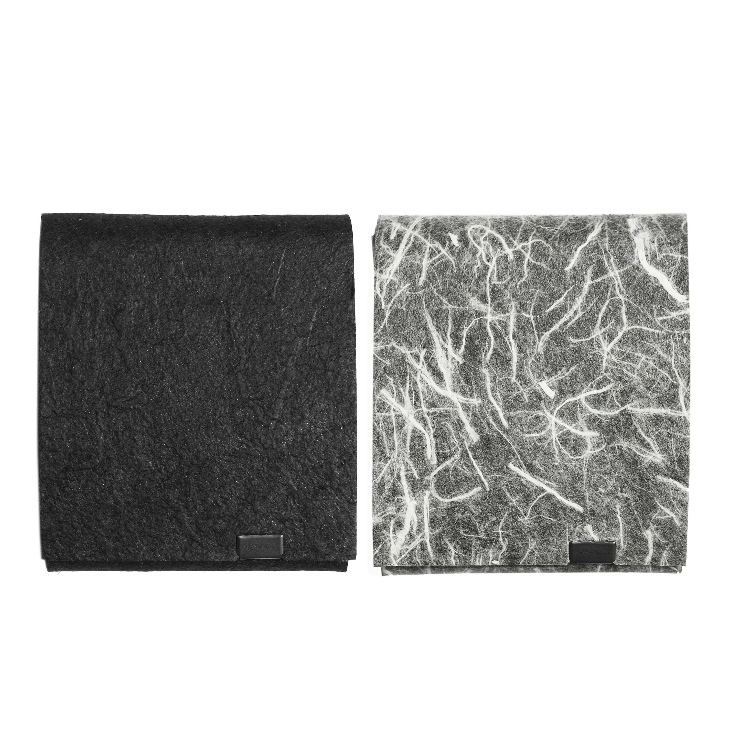黒和紙/白和紙 -ショートウォレット2.0-