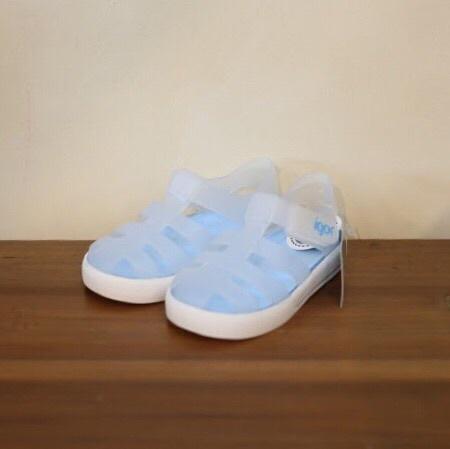 igor(イゴール)/STAR Tr.Blanco/white Turquesa/(12〜16cm)