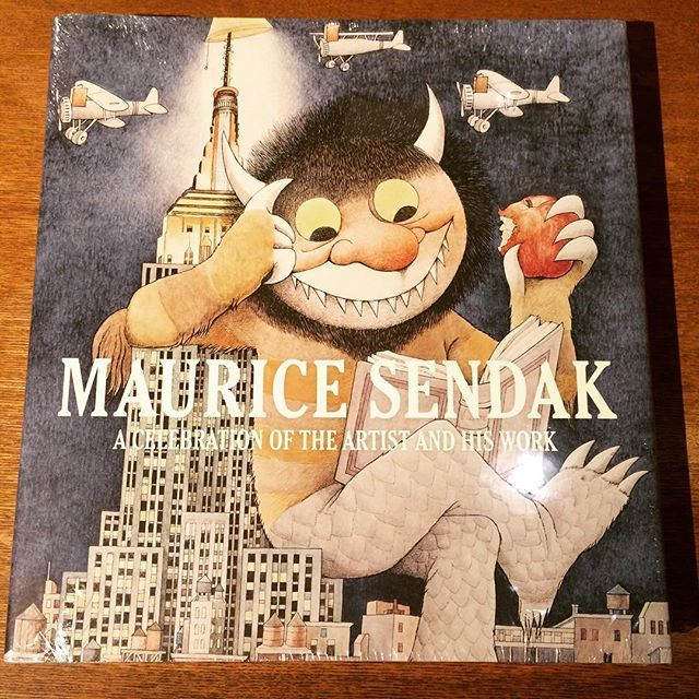 画集「A Celebration of the Artist and His Work/Maurice Sendak」 - 画像1