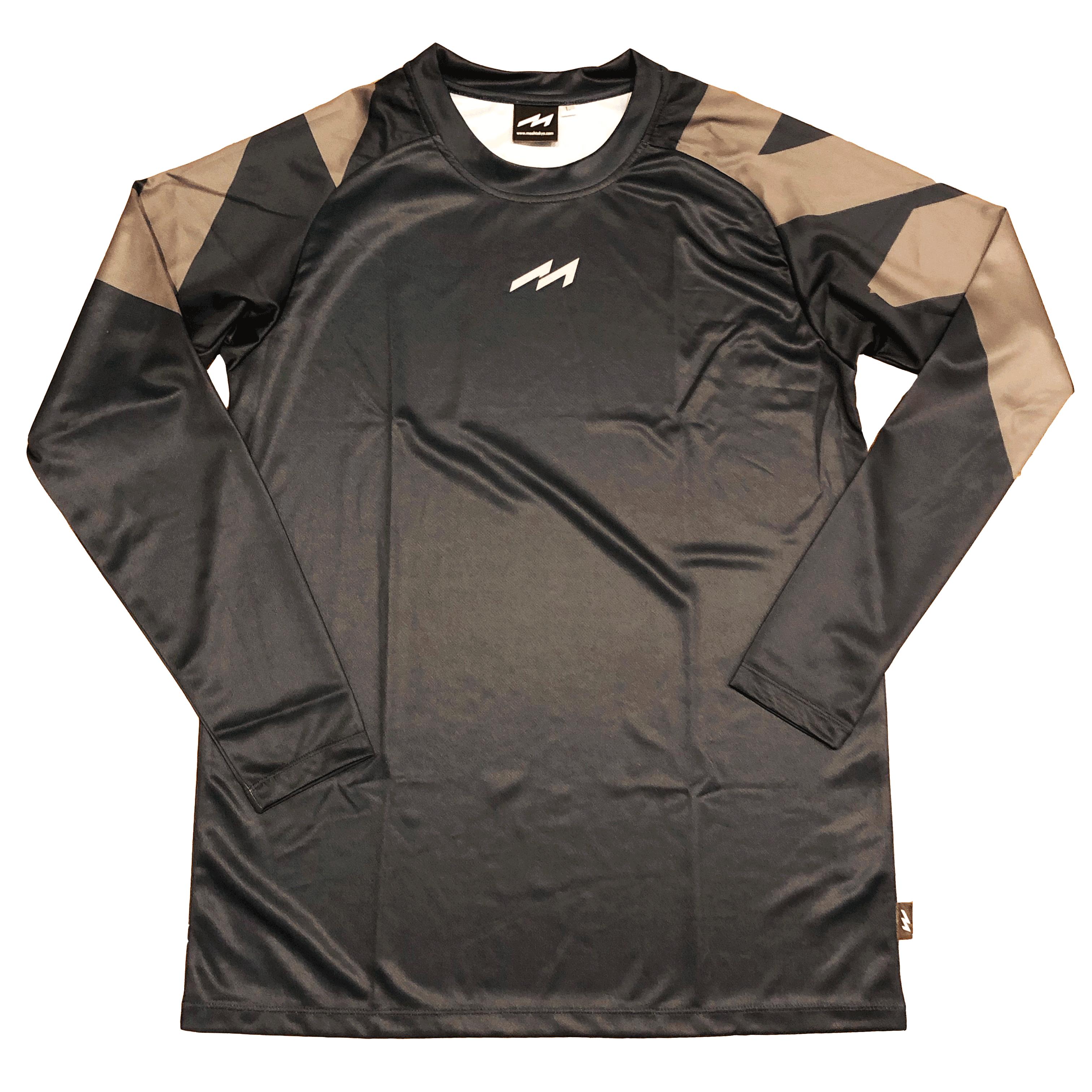 Big M Logo L/S Shirts (MHLS-2012 NVY)