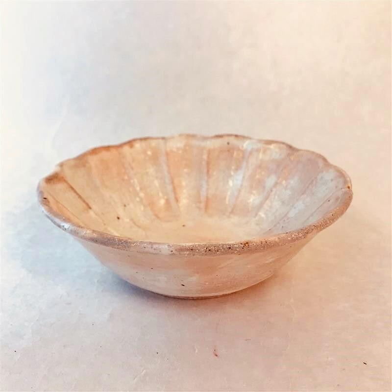 田山陶房12-12 粉引小鉢