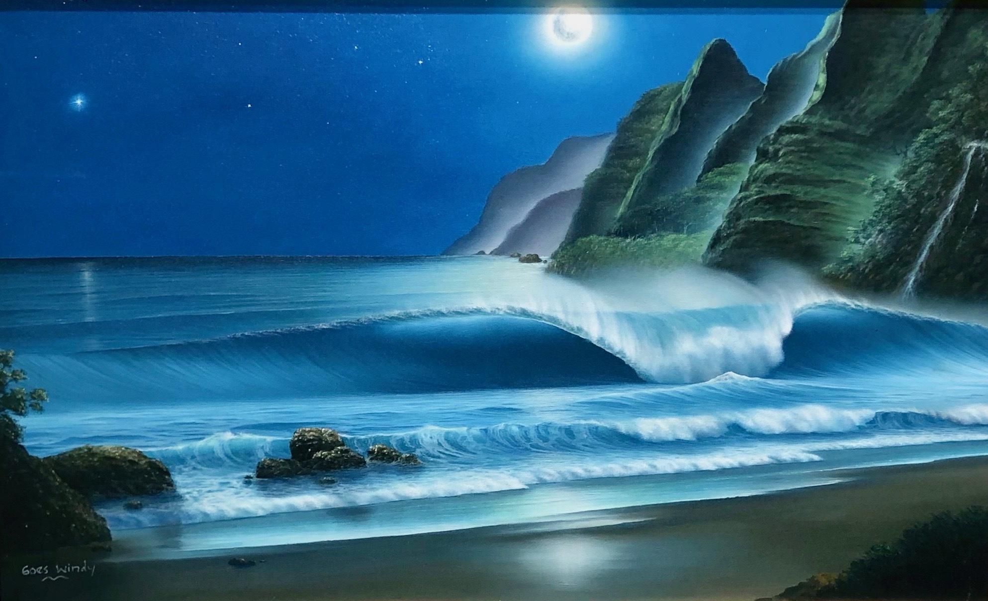 Dreamland Wave Art 特別製作品