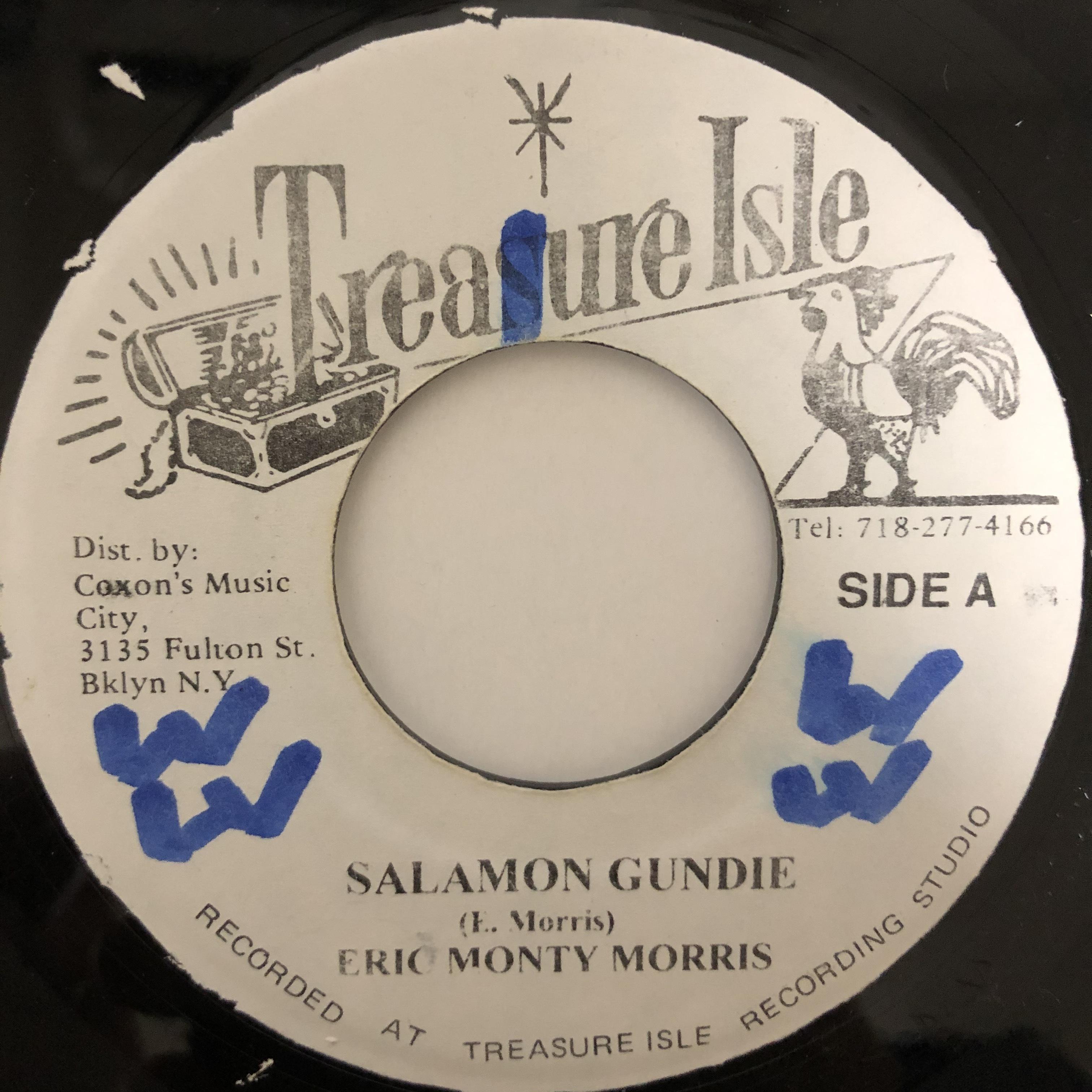 Eric Monty Morris - Salamon Gundie【7-20437】