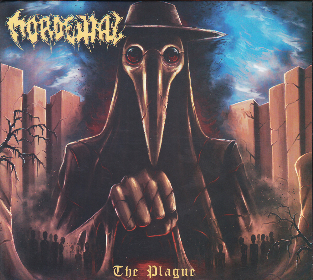 MORDENIAL 『The Plague (Digi)』
