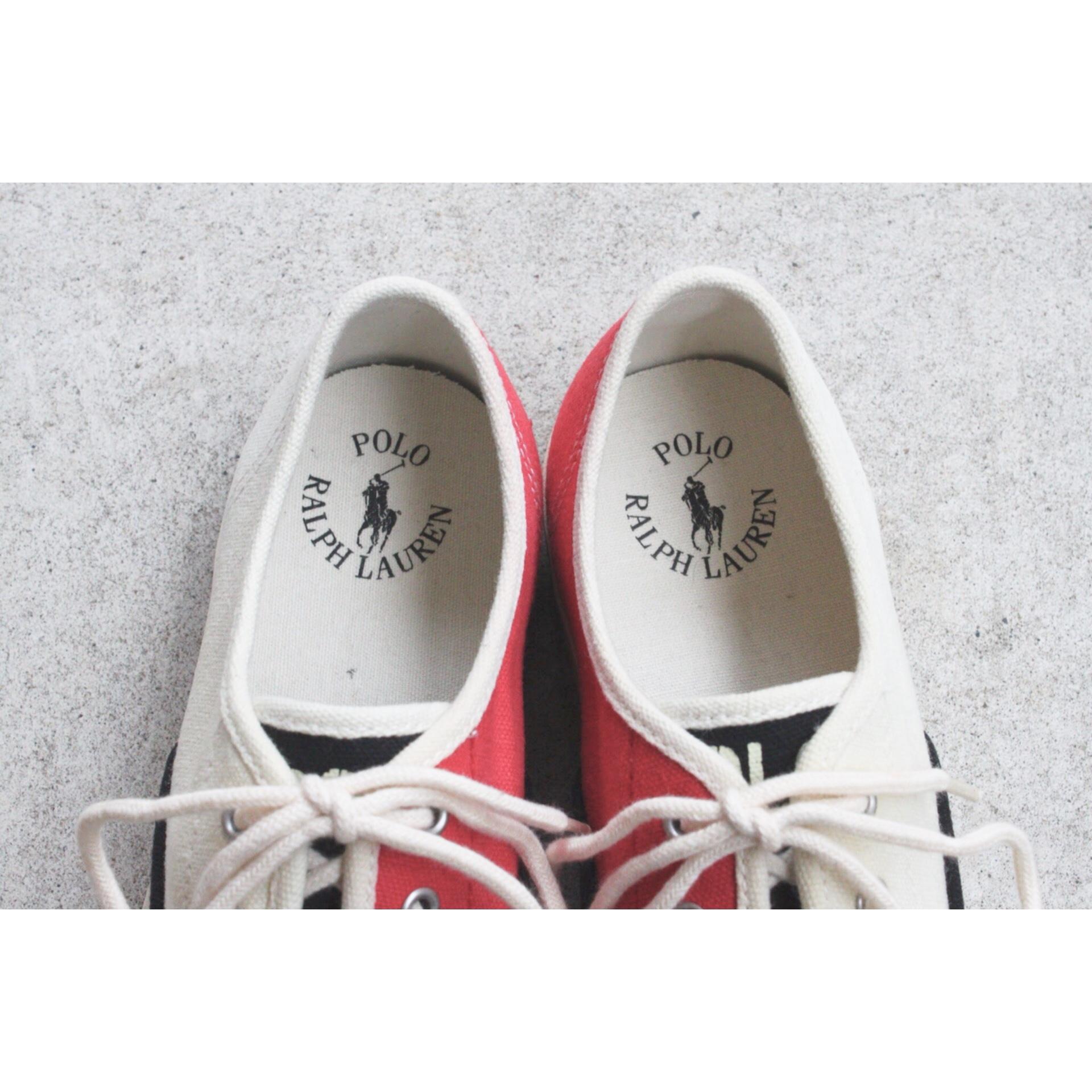 Vintage Bicolor shoes by Polo Ralph Lauren