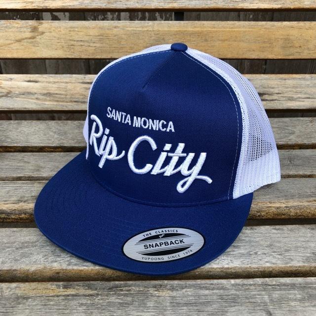 Rip City Skates #Logo Mesh Cap
