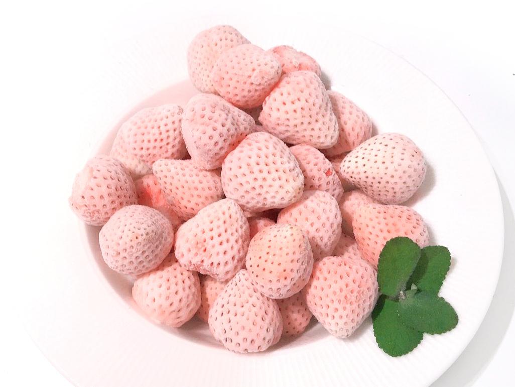 冷凍いちご(淡雪)1.6kg(800g×2袋) お菓子、ジャム作りに最適!