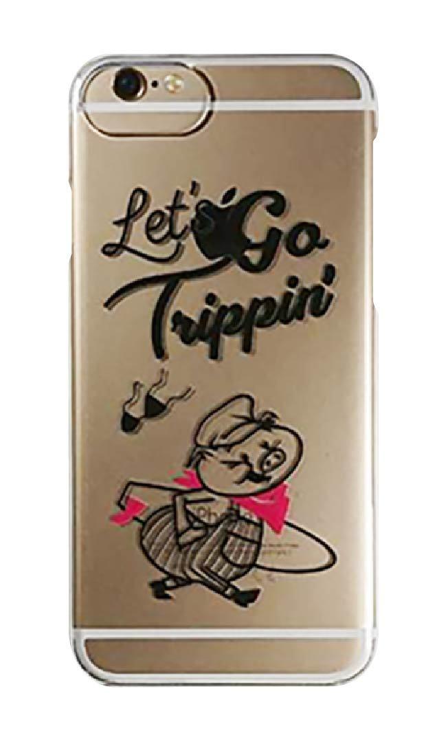 iet's go trippin クリアハードケース
