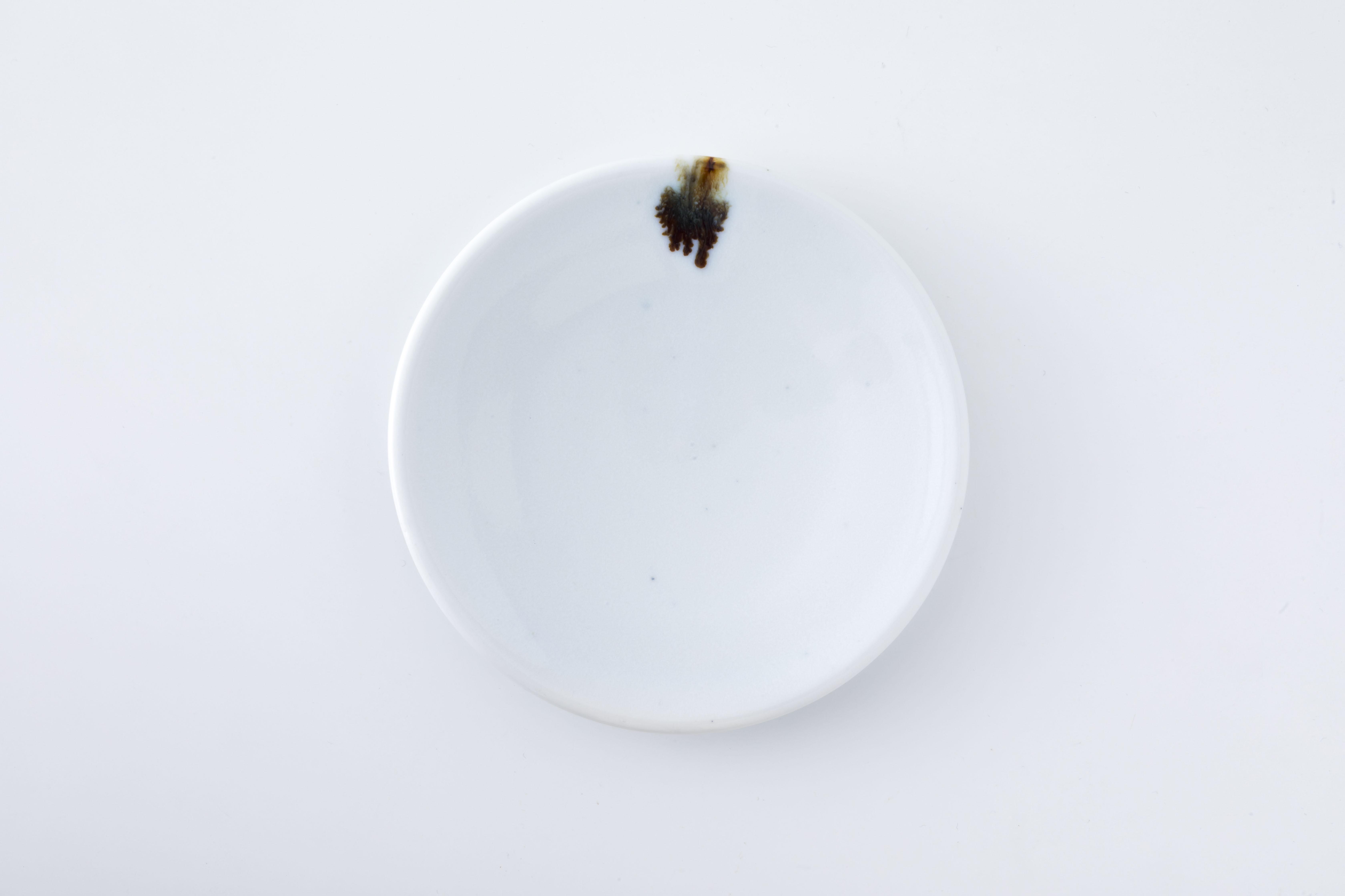平皿:5寸(02) / 人見 和樹