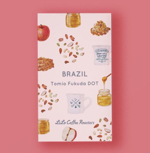 100g  ブラジル Brazil