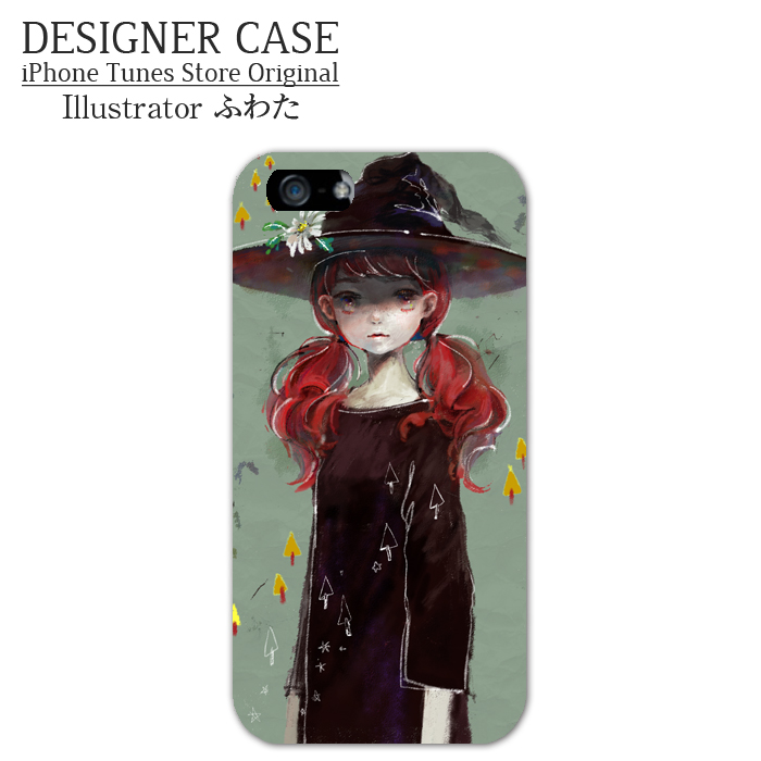 iPhone6 Soft case[ginnann bayashi] Illustrator:Fuwata