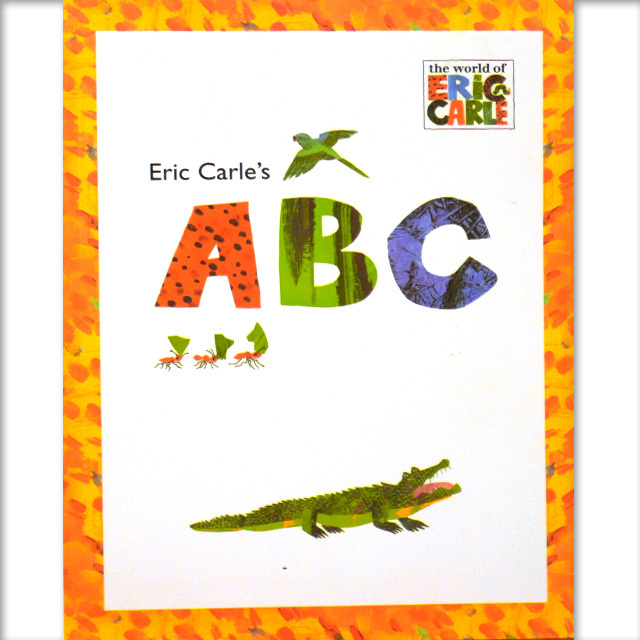 Eric Carl's ABC エリック・カール
