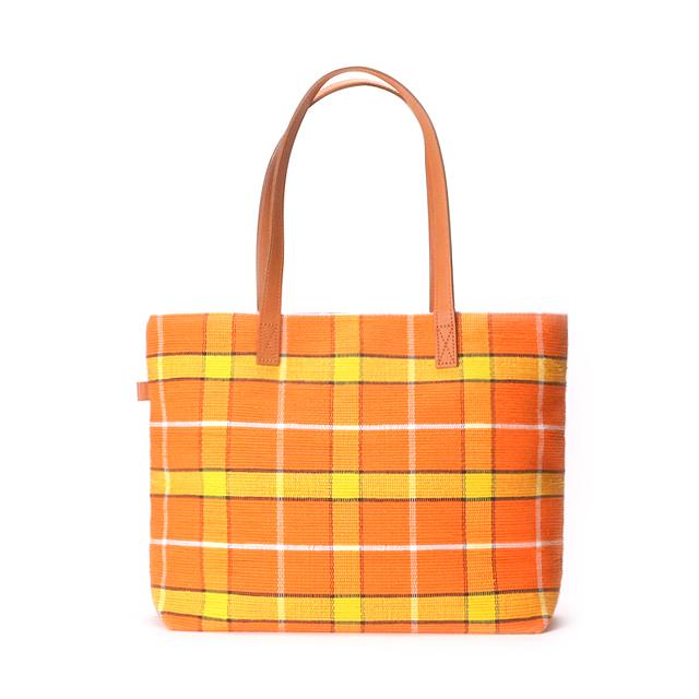 Bag Large / Orange × Yellow : 2110100100802