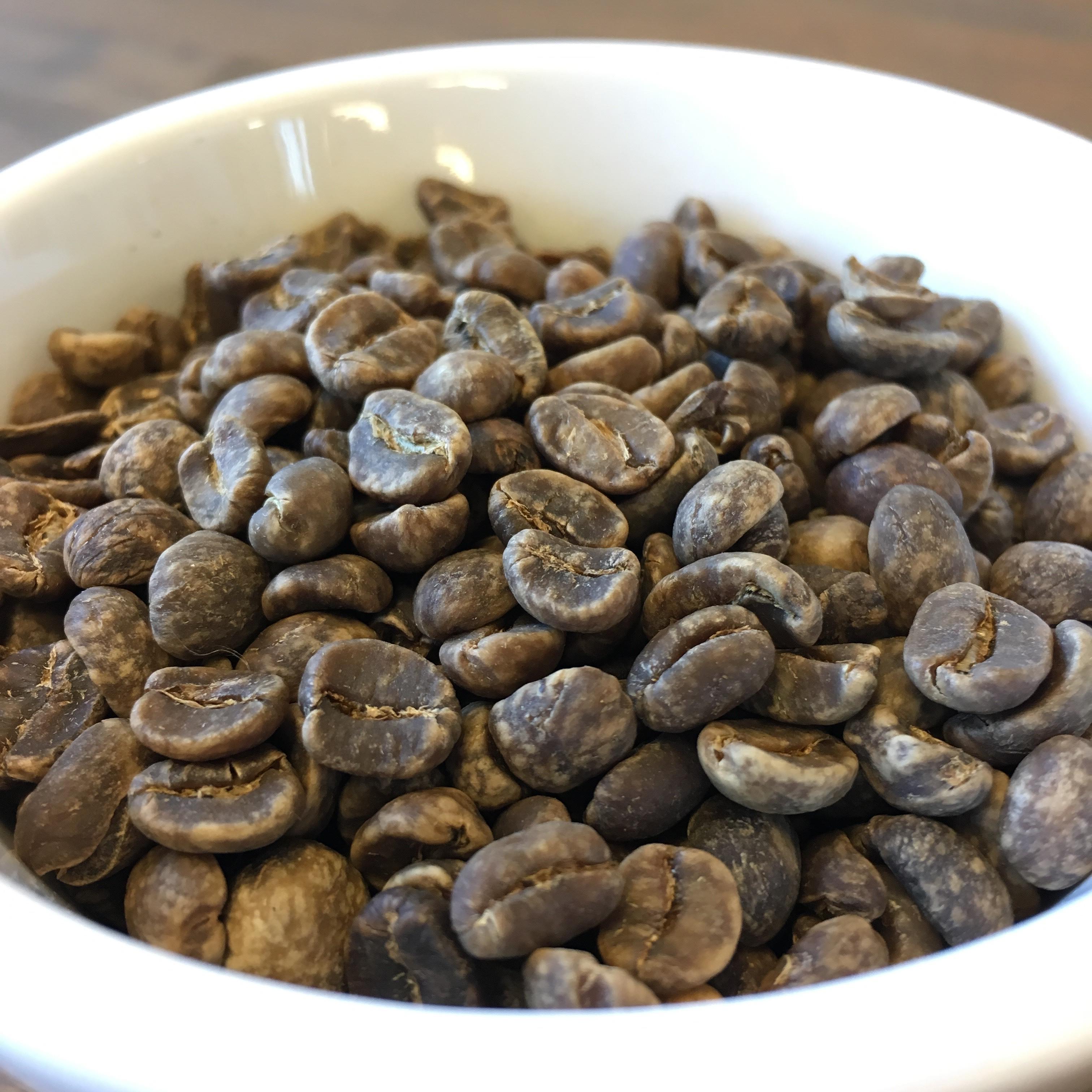 【コーヒー生豆・500g】デカフェ メキシコ チアパス マウンテンウォーター製法 有機JAS認証 MEXICO Decafe