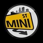ゴーバッジ(3D)(LC0041 - 3D MINI ST YELLOW) - 画像1