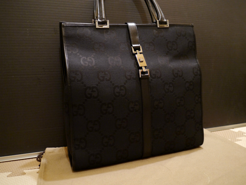 detailed look 6ae2d 18251 美品◆GUCCI グッチ ジャッキー A4対応ビジネス可 トート バッグ | DEARLIVE TOKYO(ディアライブ東京) powered by  BASE