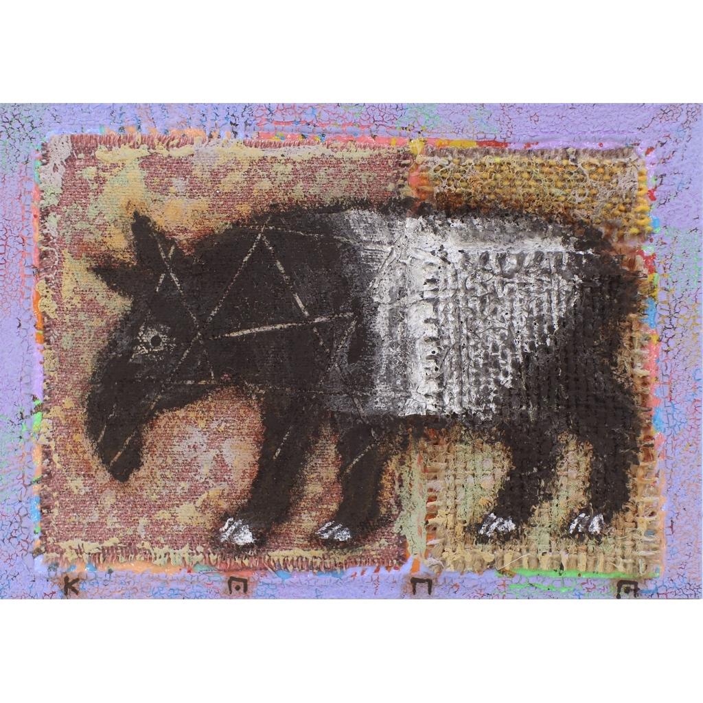 金丸悠児「Tapir」