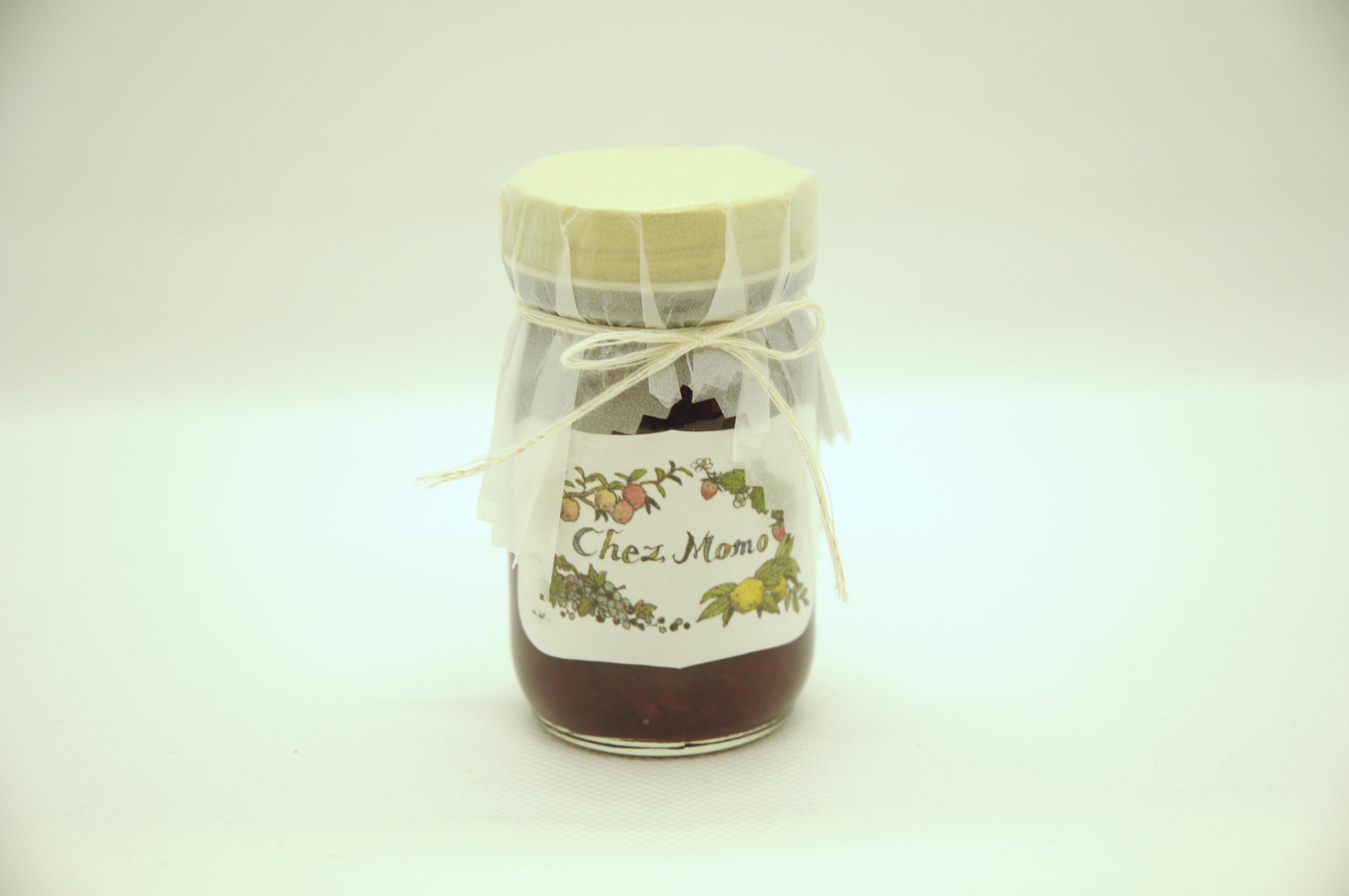 ルバーブカシス小瓶