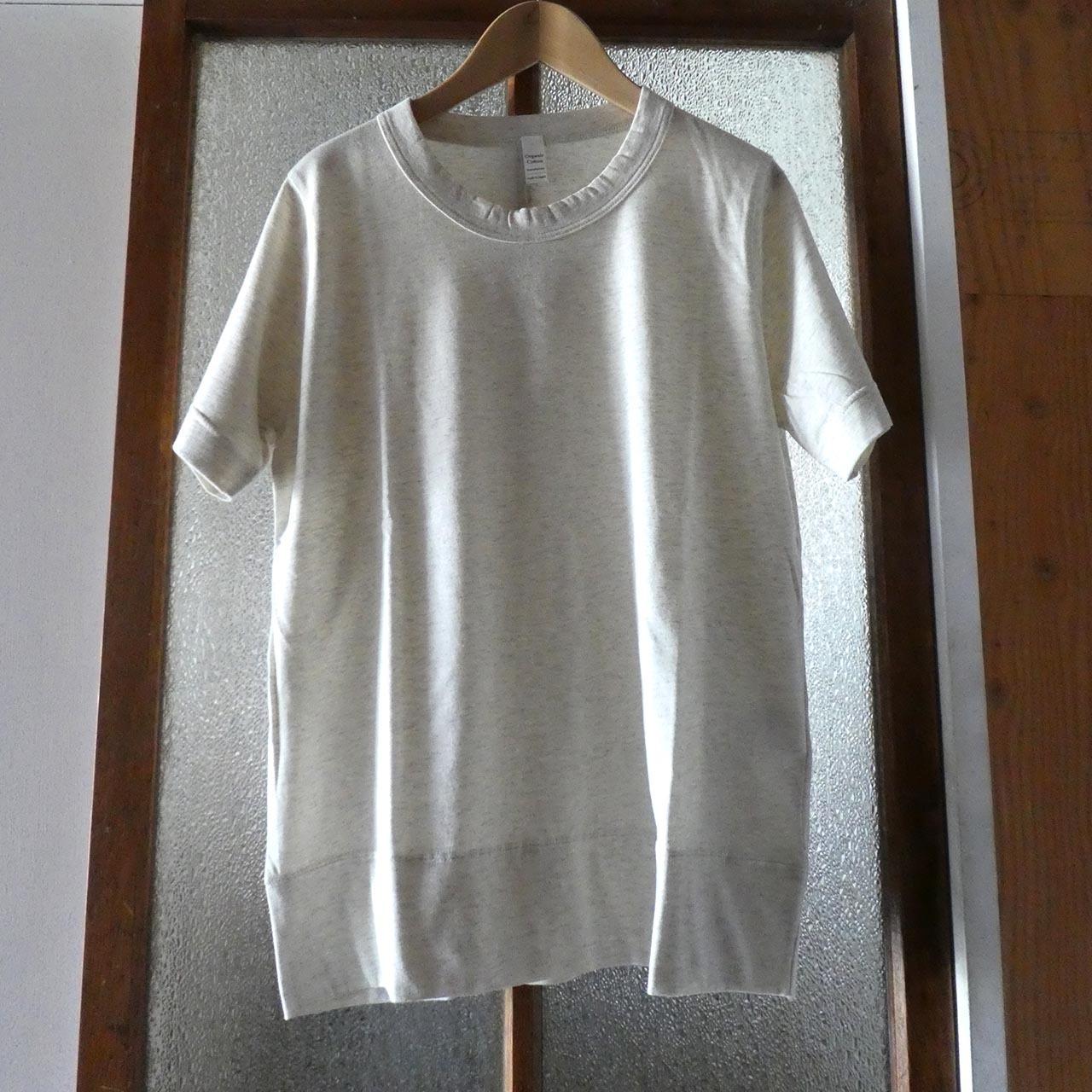 オーガニックコットン ベーシックTシャツ