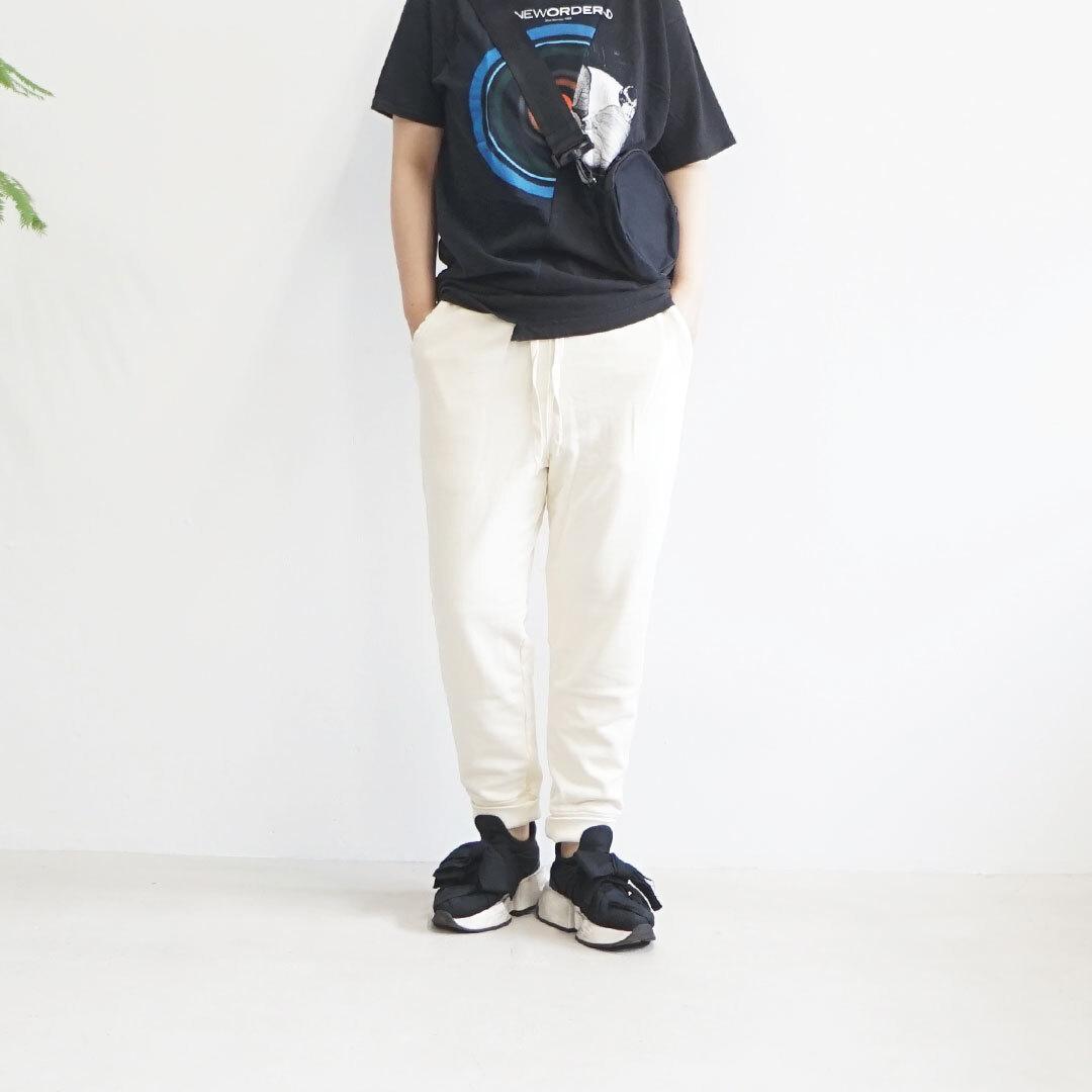 ichi イチ 裏毛ピグメントパンツ 【返品交換不可】 (品番190561)