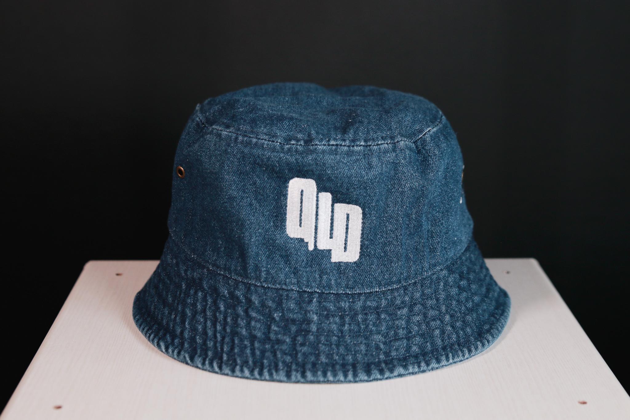 OLD DENIM BUCKET HAT [ONE WASH]