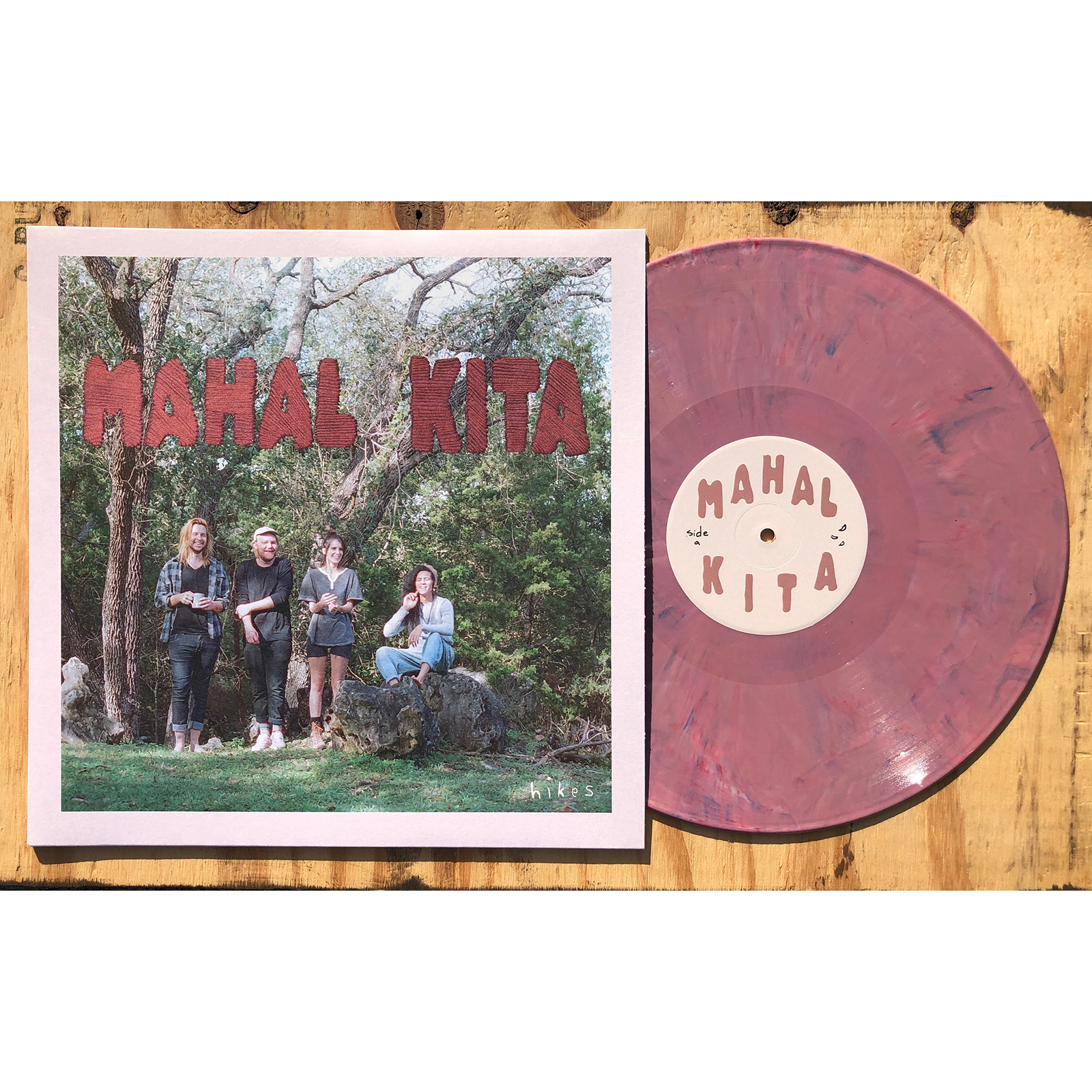 Hikes / Mahal Kita(250 Ltd LP)